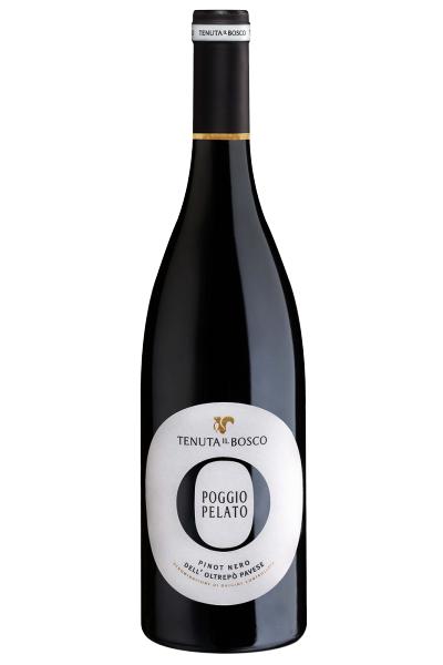 Zonin Oltrepò Pavese DOC Pinot Nero Poggio Pelato 2017 Tenuta Il Bosco