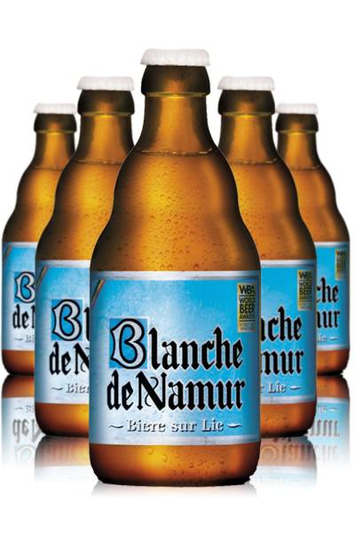 Brasserie Du Bocq Blanche De Namur Cassa da 12 bottiglie x 33cl