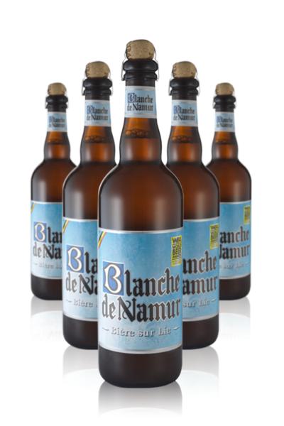 Brasserie Du Bocq Blanche De Namur Cassa da 12 bottiglie x 75cl