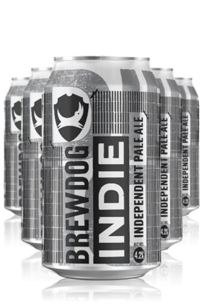 BrewDog Brewery BrewDog Indie Pale Ale Cassa da 24 Lattine x 33cl