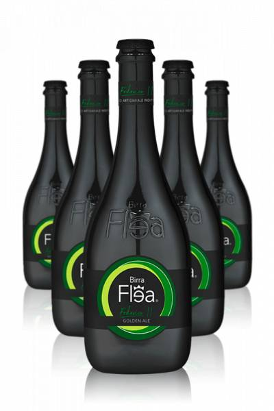 Birra Flea Federico II Cassa Da 12 Bottiglie x 33cl