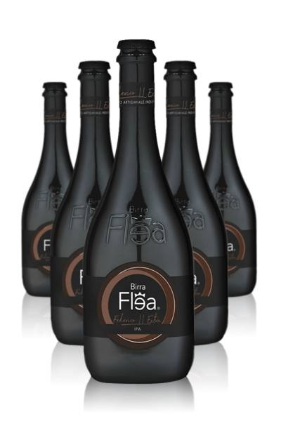 Birra Flea Federico II Extra Ipa Cassa da 6 bottiglie x 75cl