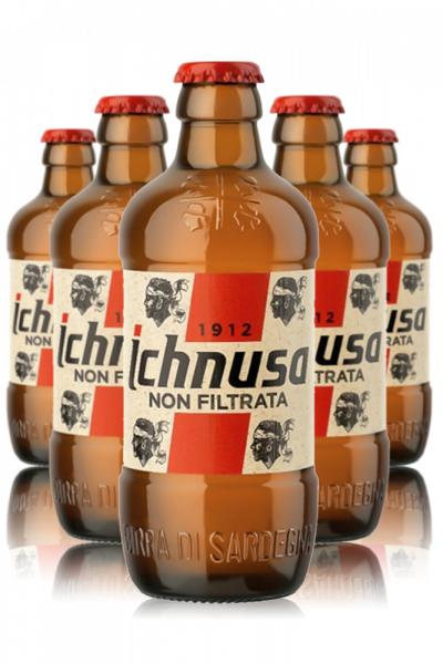 Heineken Ichnusa Non Filtrata Cassa da 24 bottiglie x 33cl