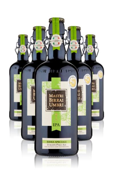 Mastri Birrai Umbri Ipa Cassa da 6 bottiglie x 75cl