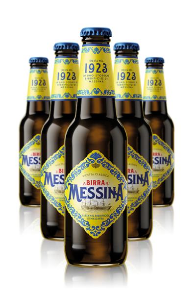 Heineken Birra Messina Cassa da 24 bottiglie x 33cl