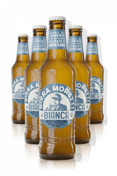Moretti Birra Moretti La Bianca Cassa da 24 Bottiglie x 33cl