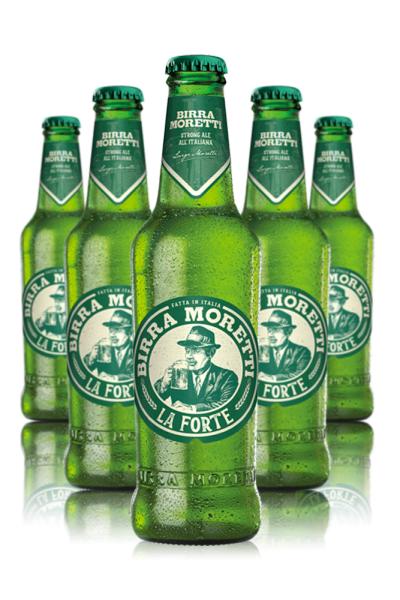Moretti Birra Moretti La Forte Cassa da 24 Bottiglie x 33cl