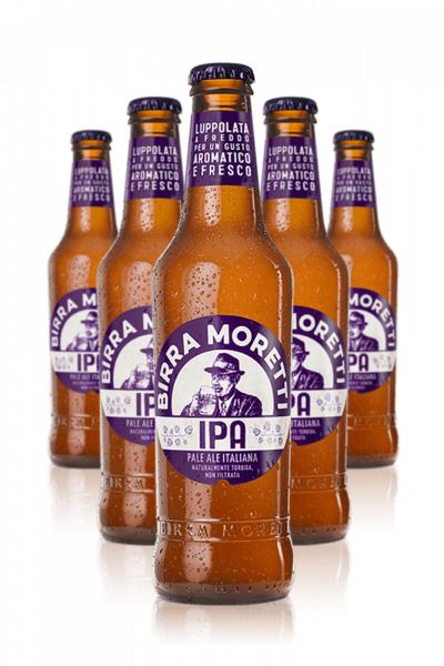 Moretti Birra Moretti Ipa Cassa da 24 bottiglie x 33cl