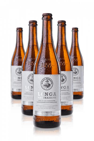 Moretti Birra Moretti Lunga Maturazione Cassa Da 6 bottiglie x 75cl