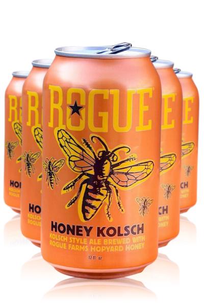 Rogue Honey Kolsch Cassa da 24 Lattine x 355ml