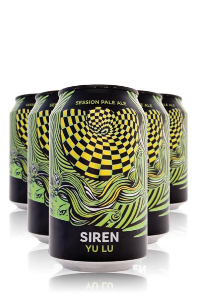 Siren Craft Brew Siren Yu Lu Cassa da 24 Lattine x 33cl