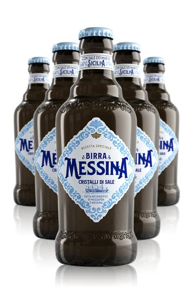 Heineken Birra Messina Cristalli Di Sale Cassa Da 15 Bottiglie x 50cl