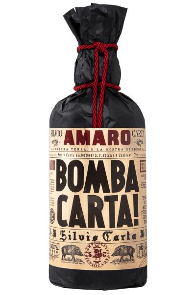 Silvio Carta Amaro Bomba Carta! Silvio Carta 70cl