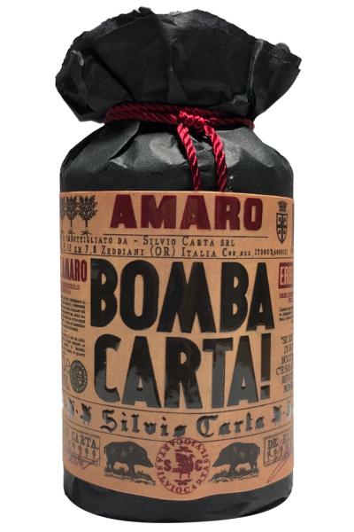 Silvio Carta Mignon Amaro Bomba Carta! Silvio Carta 10cl