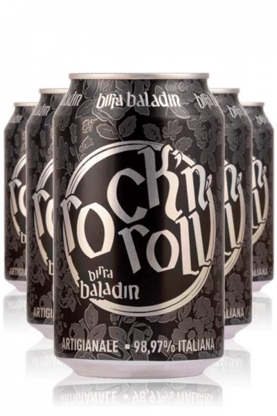 Baladin Rock'N'Roll Cassa da 24 Lattine x 33cl