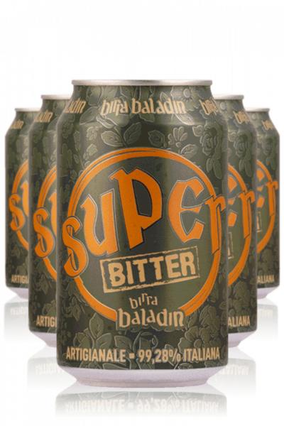 Baladin Super Bitter Cassa da 24 Lattine x 33cl
