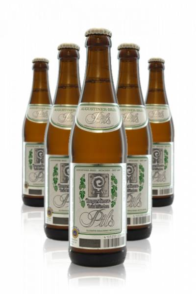 Augustiner Bräu München Augustiner Pils Cassa da 24 bottiglie x 33cl