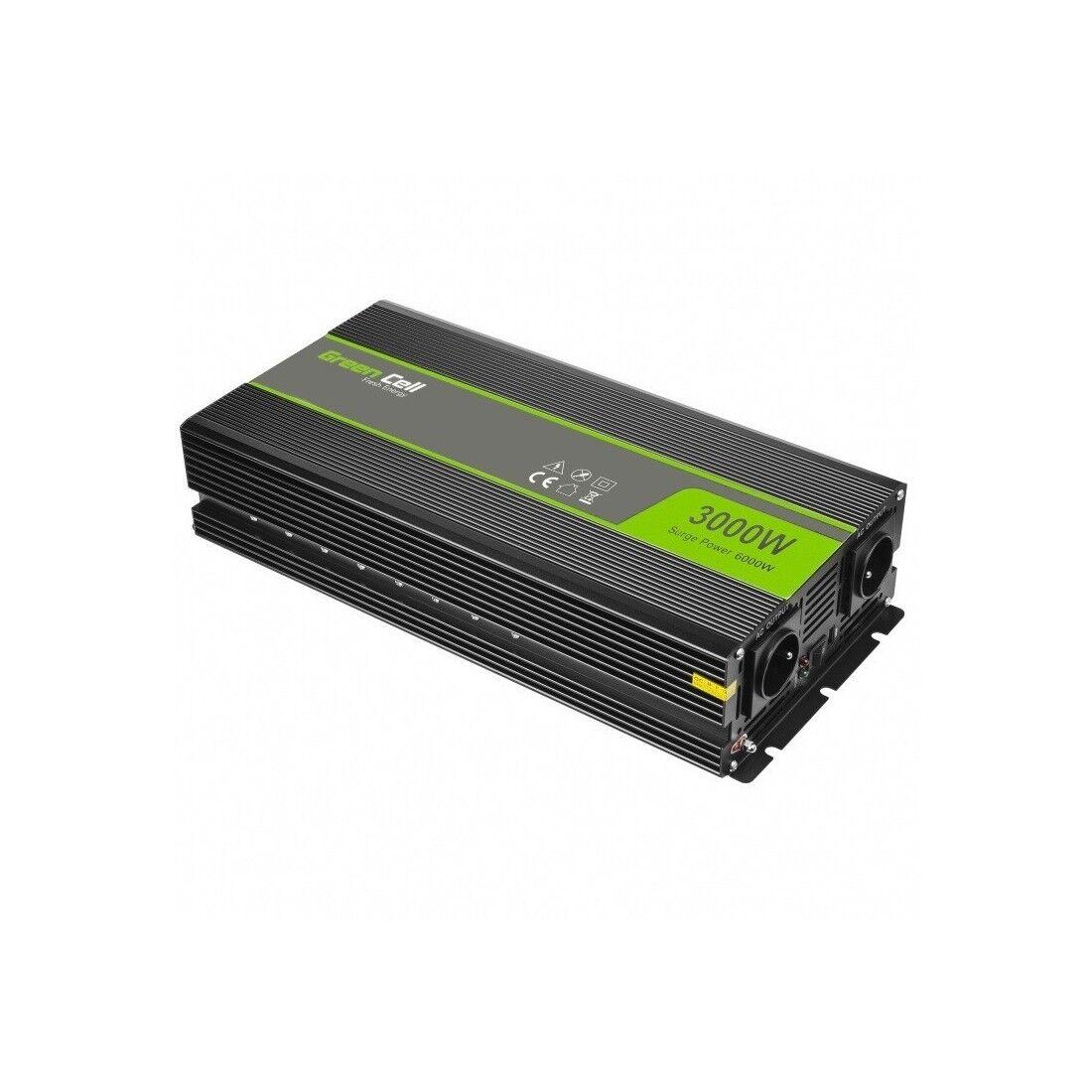 Green Cell Inverter onda modificata 3000W 12V Stand alone   Green Cell