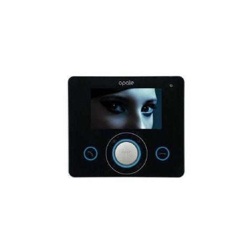 videocitofono vivavoce da incasso colori 4,3'' 16:9 came opale w black 62100260