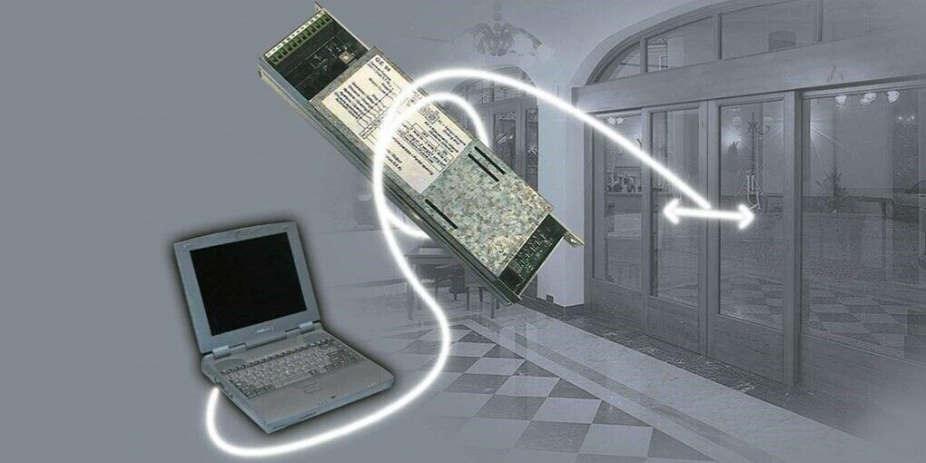 software di gestione chiavi hardware ditec entrematic pmdmcs automazione porta