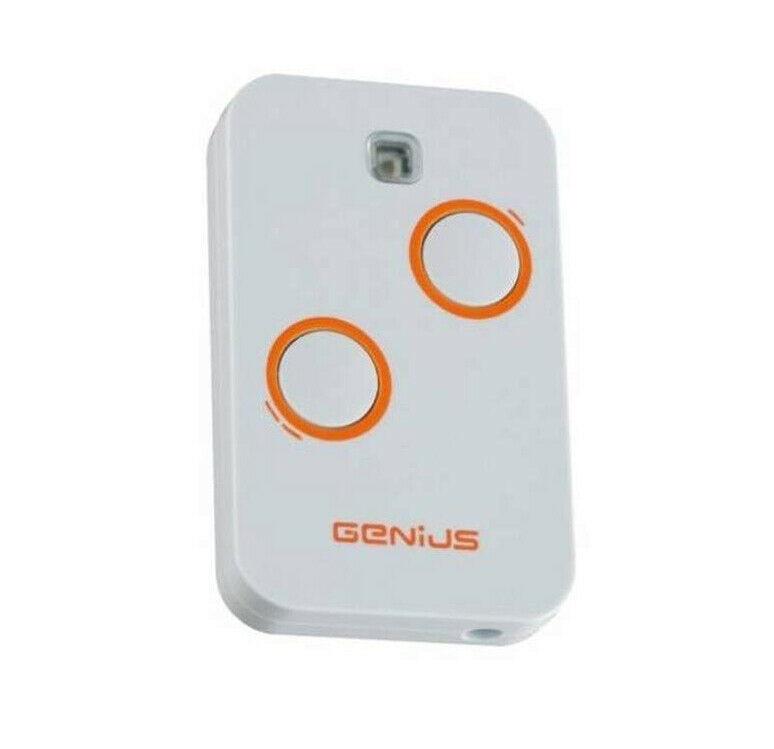 Genius Telecomando Radiocomando Apricancello Genius Kilo Tx2 6100330 433 Mhz Originale
