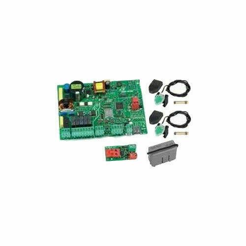 Kit Automazione Per Cancelli A Battente 230v Retrofit Kit Faac 390106 Sicurezza