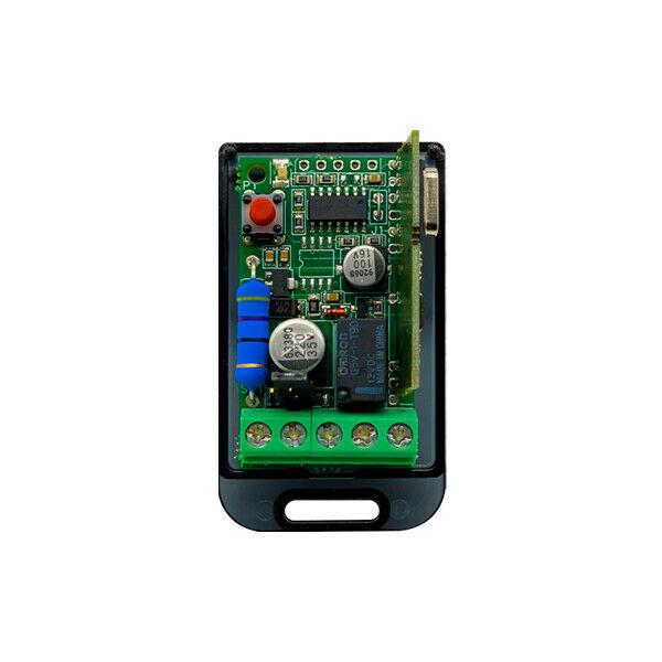 Radio Ricevente Ricevitore 1 Canale Con Box 290 Mhz 12v 24v Monocanale Na Mono