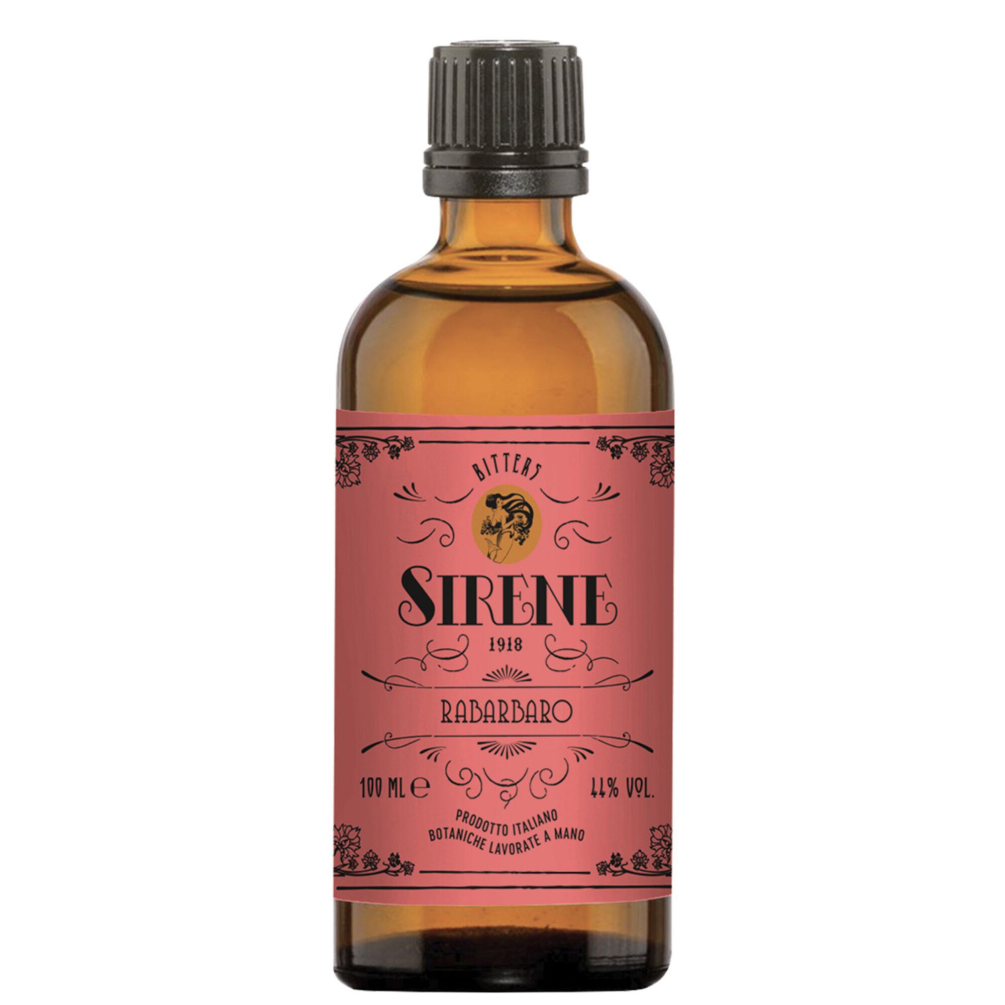Sirene Bitter Aromatico Rabarbaro