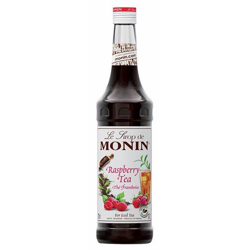 Monin Sirop Raspberry Tea