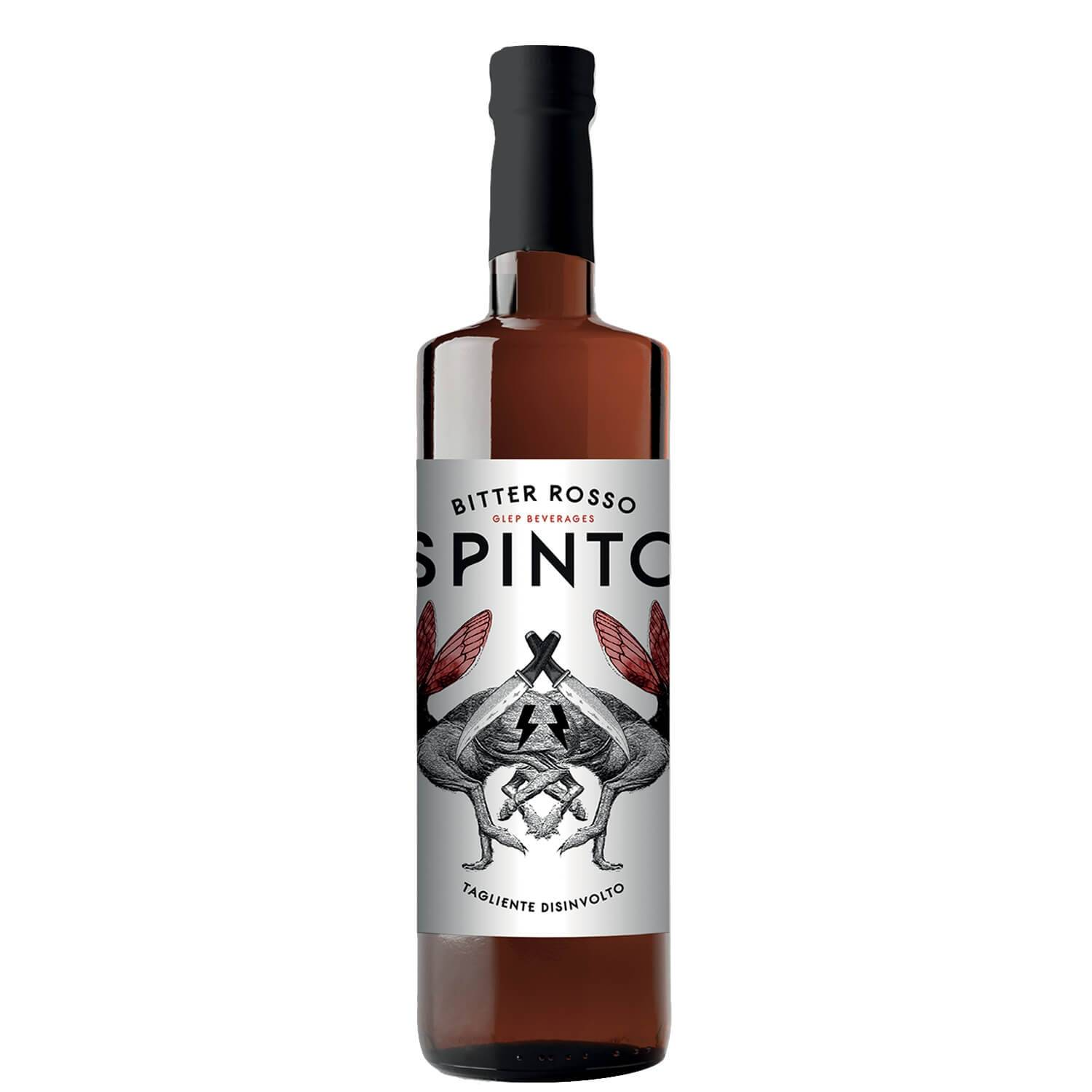"""Glep Beverages Bitter Rosso """"spinto"""""""