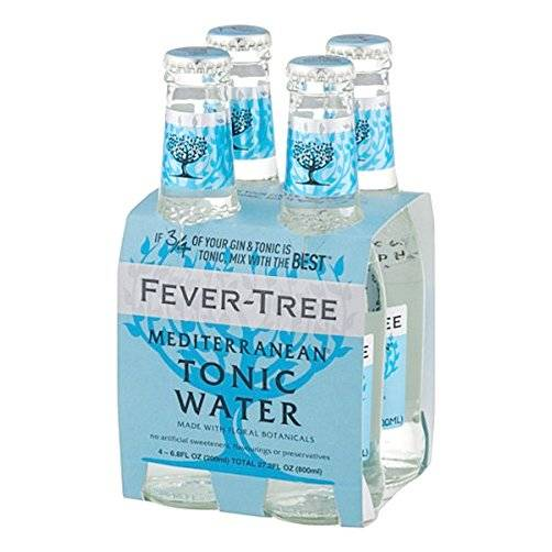 "Fever-Tree Tonic Water ""mediterranean"""