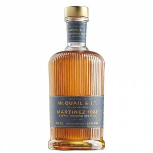 """Jerry Thomas Project Barrel Finshed Cocktail """"martinez 1887"""""""