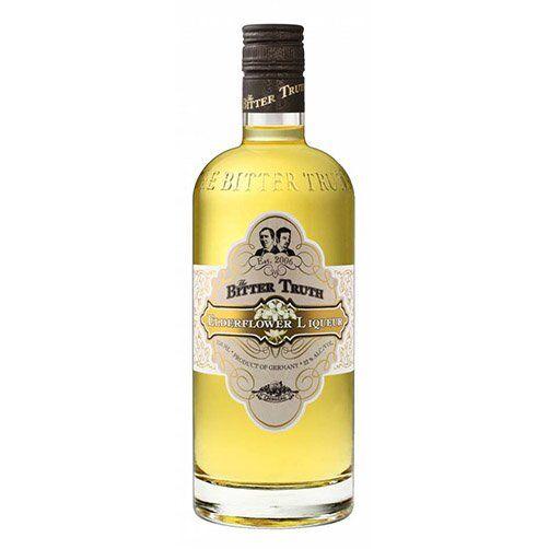 "The Bitter Truth Liquore Ai Fiori Di Sambuco ""elderflower Liqueur"""