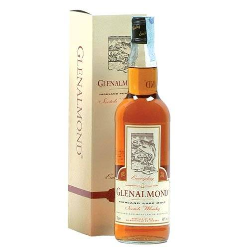 "The Vintage Malt Whisky Company Highland Pure Malt Scotch Whisky ""glenalmond Everyday"""