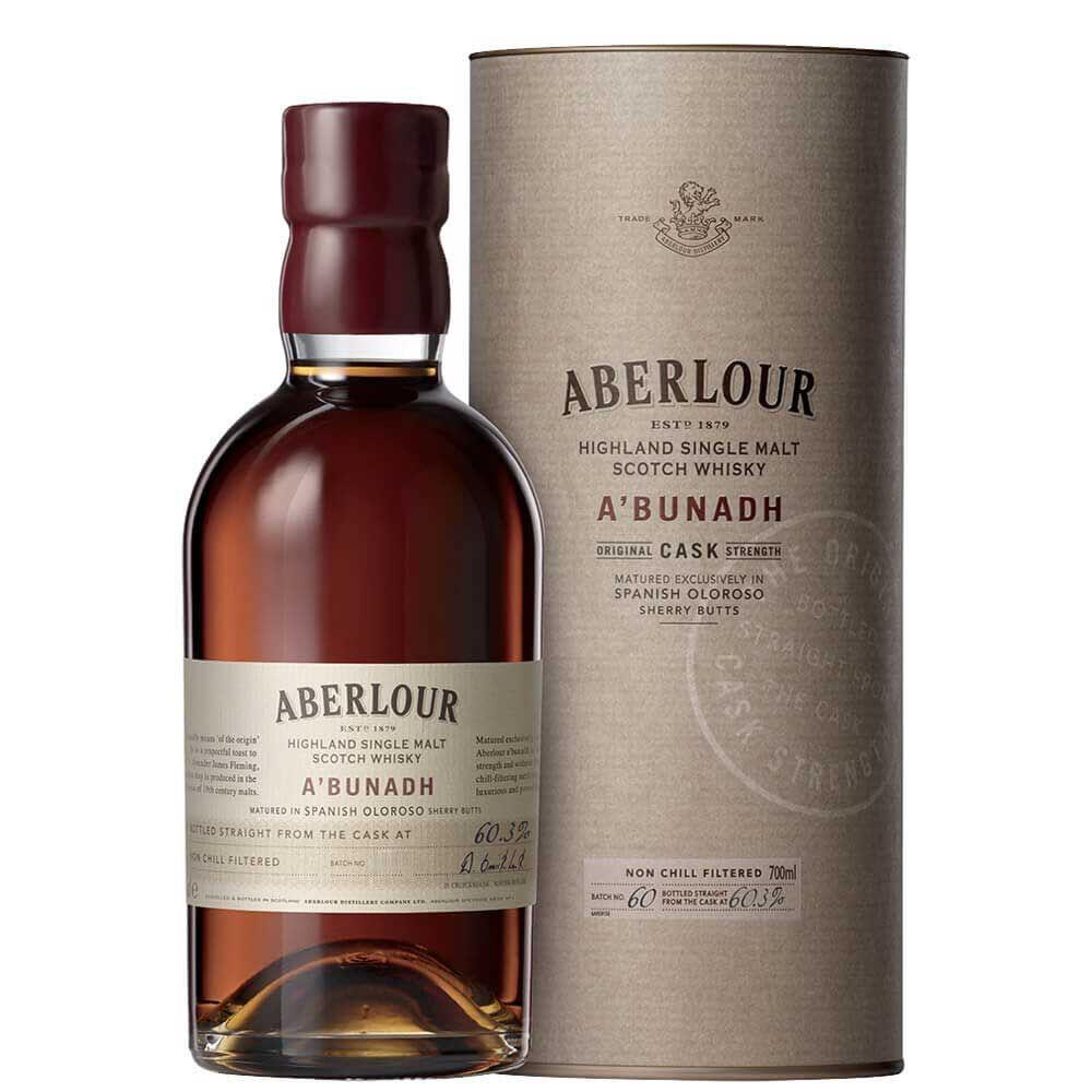 "Aberlour Highland Single Malt Scotch Whisky ""a Bunadh""   Aberlour  0.7l"