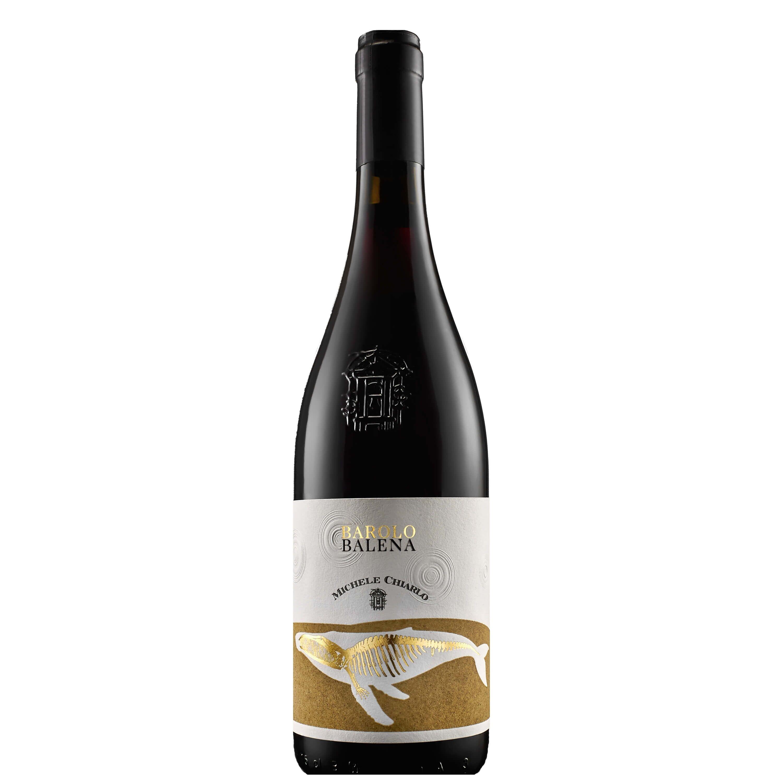 "Michele Chiarlo Barolo Docg ""balena"" 2014 Limited Edition"