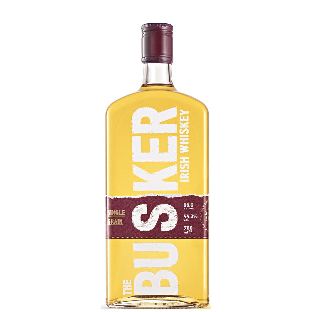 """Royal Oak Distillery Single Grain Irish Whiskey """"the Busker"""""""