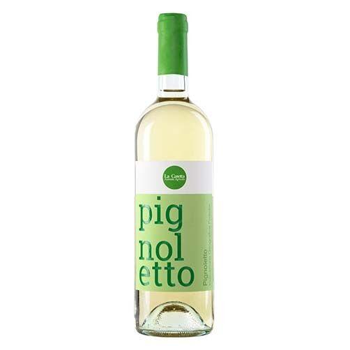 """La Casetta Pignoletto Doc """"pignoletto"""" 2019"""