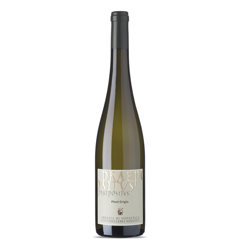 """Abbazia di Novacella Alto Adige Valle Isarco Pinot Grigio Doc """"praepositus"""" 2018"""