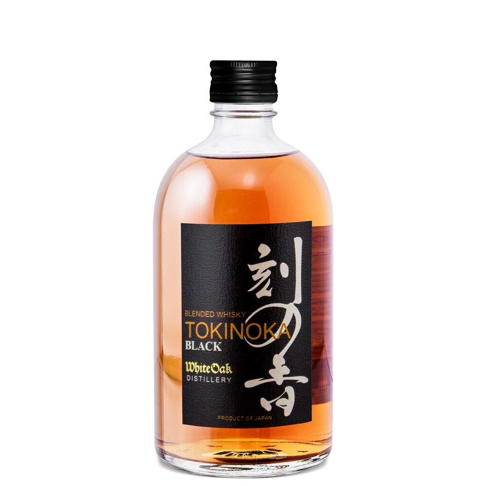 """White Oak Distillery Japanese Blended Whisky """"tokinoka Black"""""""