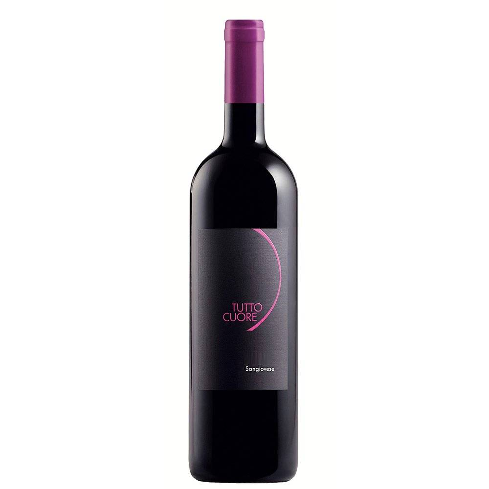 """Capua Winery Toscana Rosso Igt """"tutto Cuore"""" 2016"""