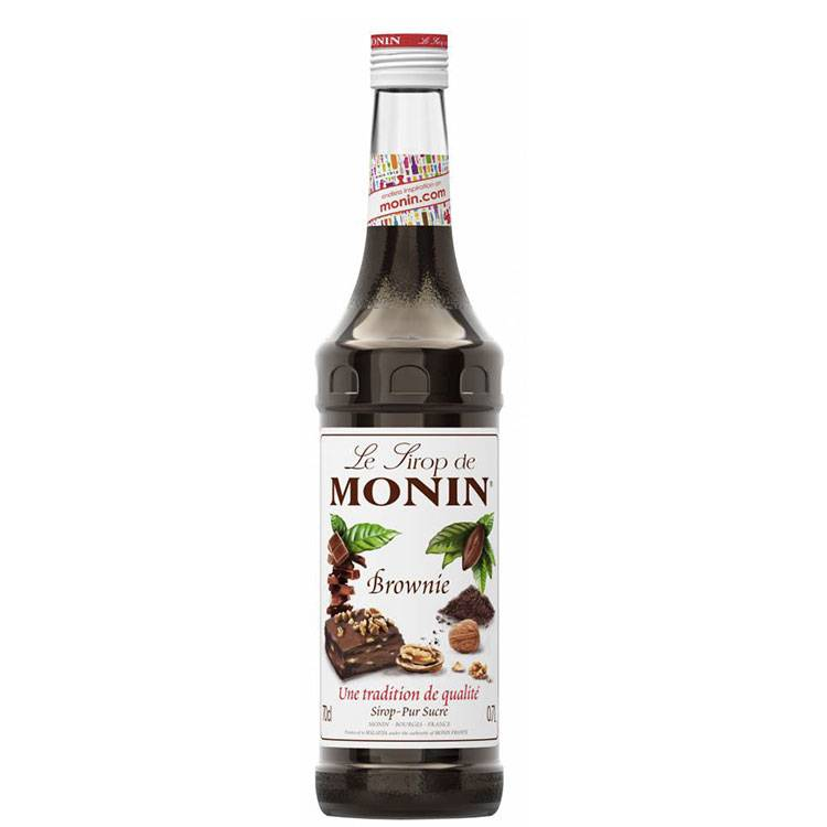 Monin Sirop Brownie