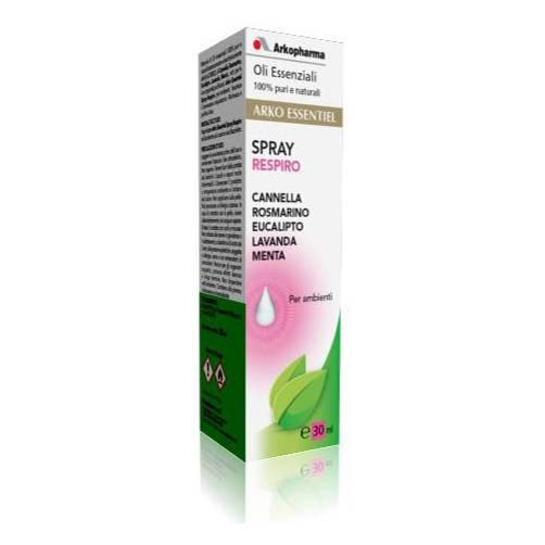 ArkoPharma Arko Essentiel Spray Respiro 30 ml