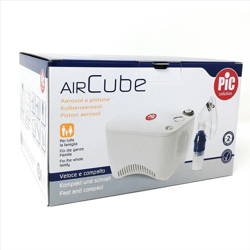 Pic Air Cube Aerosol A Pistone