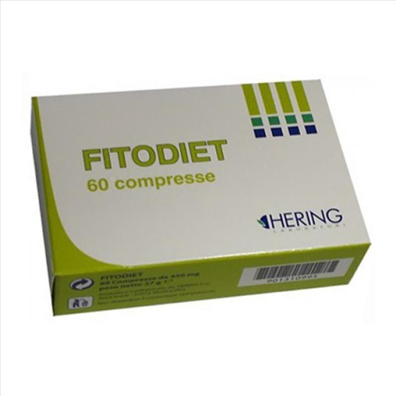 Hering Fitodiet Integratore Alimentare 60 Compresse
