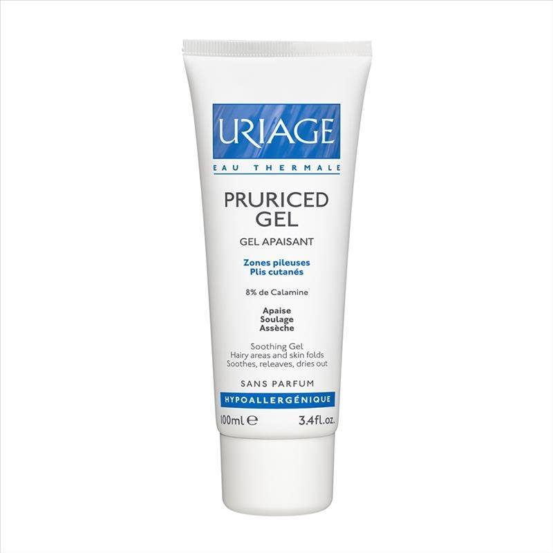 Uriage Pruriced - Gel Lenitivo Anti-Prurito, 100ml