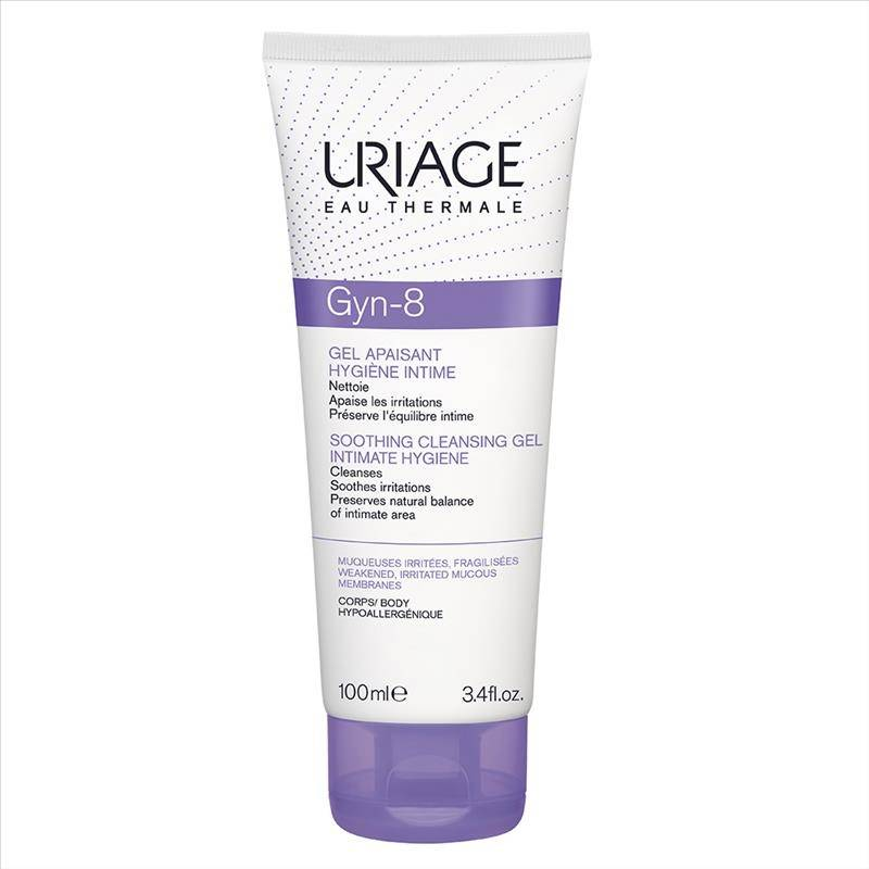 Uriage Gyn-8 Gel Lenitivo Mucose Irritate, 100ml