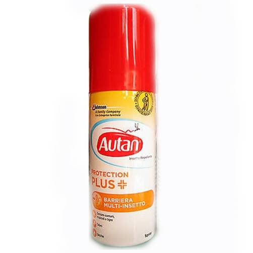 Autan Protection Plus Barriera Multi-Insetto Spray 50 ml