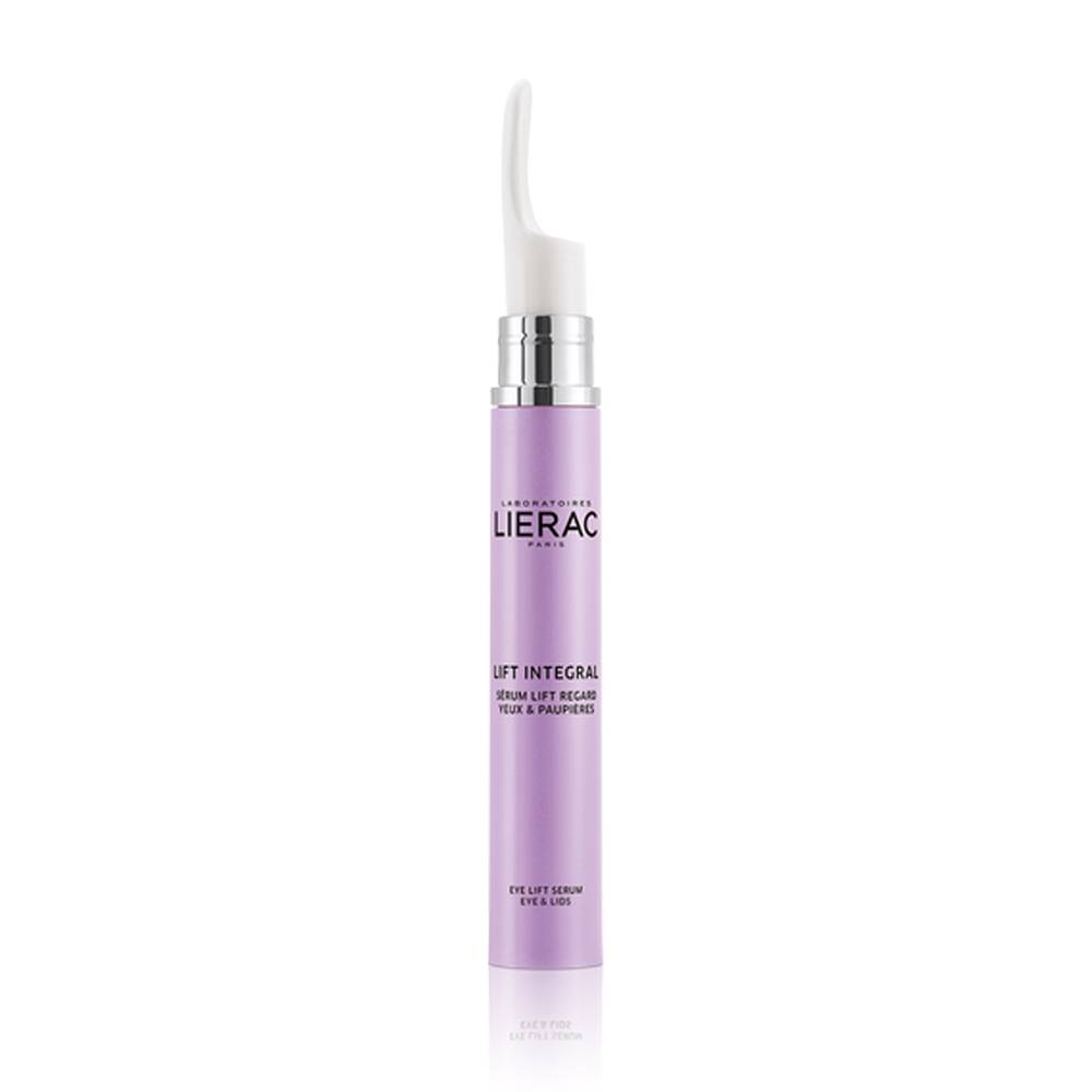 Lierac Lift Integral Serum Lift Regarde Yeux Siero Occhi E Palpebre 15 ml