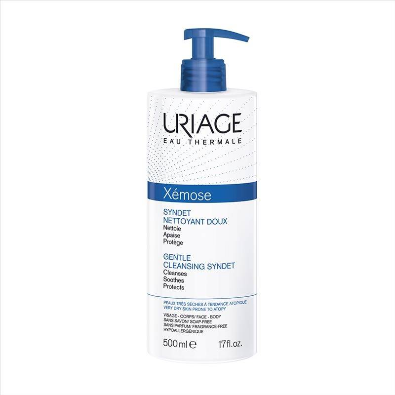 Uriage Xémose - Syndet Detergente, 500ml